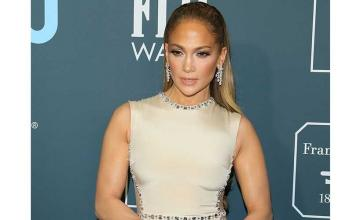 Step on the floor in Jennifer Lopez's new shoe collection