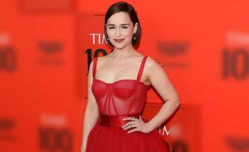 Emilia Clarke reveals that she doesn't like to date actors