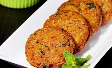 Beef Masala Kebab