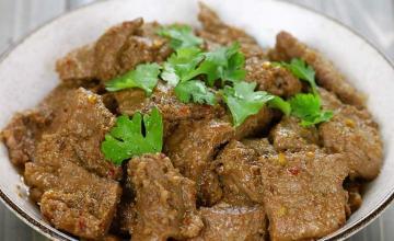 Beef Pasanday