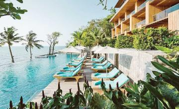 Cape Dara Resort Pattaya, Thailand