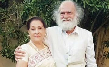 Samina Ahmed and Manzar Sehbai tie the knot!