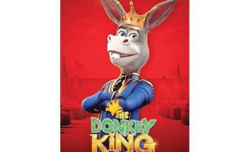 Donkey King back with a song, Darna Nahi Larna Hai