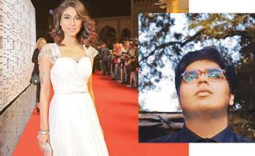 Meesha Shafi and EDM sensation Abdullah Siddiqui to collaborate for Amrit
