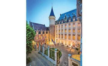 HOTEL DUKES' PALACE BRUGGE BRUGES, BELGIUM