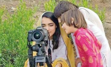 Short film Passoon wins at Girls Impact the World Film Festival