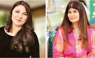 Veteran actresses Sakina Samo and Rubina Ashraf tested positive for COVID-19