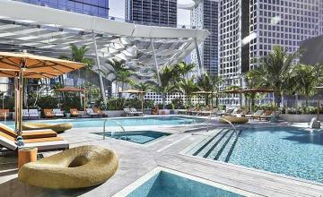 Hotel EAST,  Miami, USA