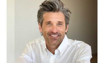 Patrick Dempsey brings back McDreamy's signature line to promote mask-wearing