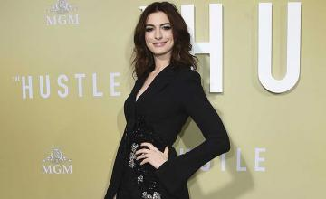 Anne Hathaway and Hugh Jackman have a virtual reunion