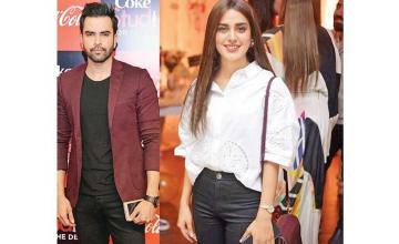 JUNAID KHAN IS NOW PAIRING UP WITH IQRA AZIZ FOR A NEW DRAMA