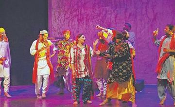 The Arts Council of Punjab launches an online search to find new talent