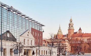 HOTEL SHERATON GRAND  KRAKOW, POLAND
