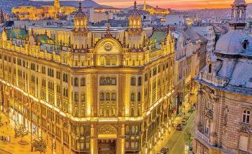 HOTEL PÁRISI UDVAR BUDAPEST, HUNGARY