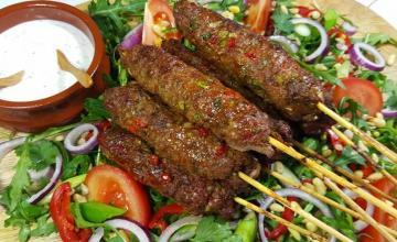 Beef Seekh Kabab