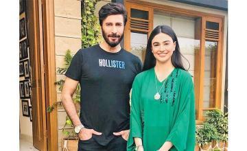 Aijaz Aslam and Saheeba Jabbar to star together