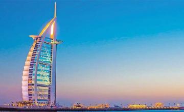 BURJ AL ARAB DUBAI, UAE