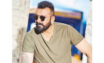 BOLLYWOOD ACTOR, SANJAY DUTT, DIAGNOSED WITH STAGE 3 LUNG CANCER