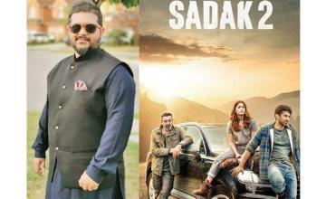 Sadak 2's trailer track accused of plagiarising Pakistani song