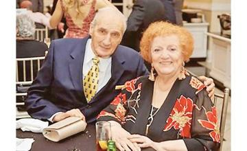 •New Jersey couple married for 62 years die of COVID-19 on the same day, 2 days after son's death