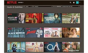 Netflix is testing a 'Shuffle' button