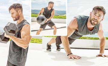 Chris Hemsworth's Thor  workout