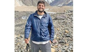 This traveller explored all the historic landmarks on Pakistani currency notes