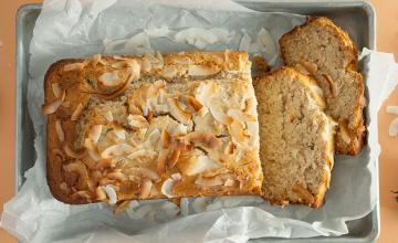 Cinnamon Coconut Bread